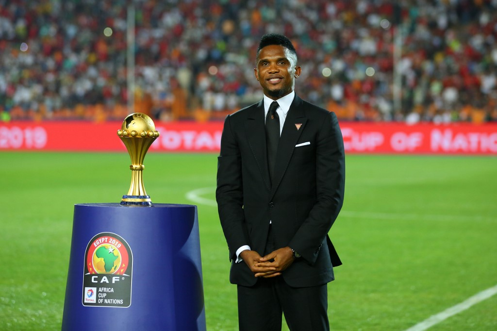 Samuel Eto'o Retires From Professional Football | News Central