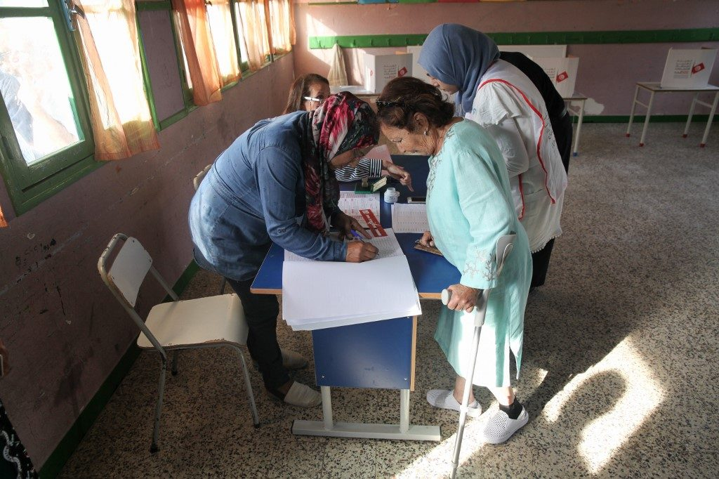 Tunisia Elections: citizens cast their votes