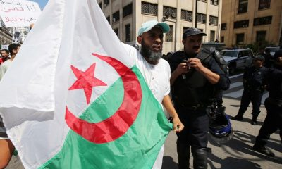 Algerians resume protests against General Ahmed Gaid Salah