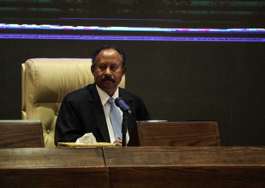 Sudanese Prime Minister Hamdok unveils new cabinet