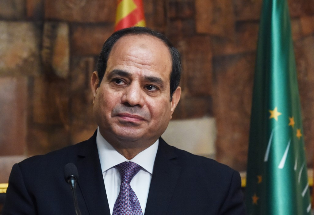 President Sisi, military accused of corruption in viral video