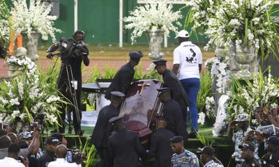 12 people arrested in Cote d'Ivoire over DJ Arafat's tomb desecration