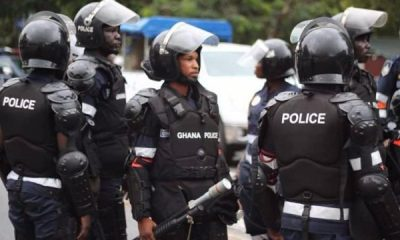 Ghanaian security forces arrest suspects over 'plot' against government