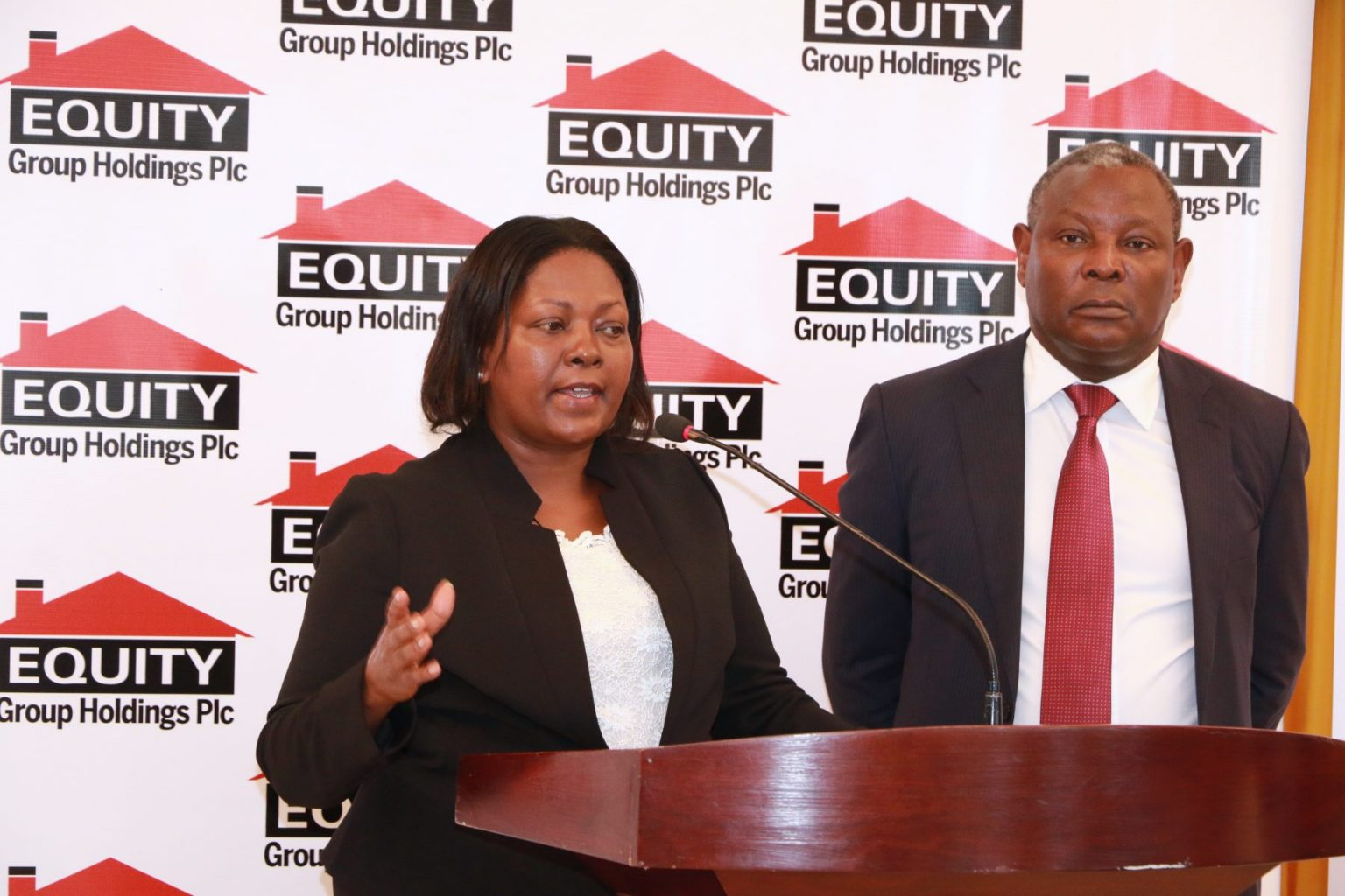 Kenya's Equity to buy Congo's second-largest bank