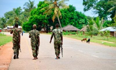 Jihadists kill 12 in northern Mozambique