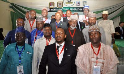 Senior NFF officials under investigation