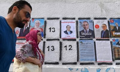 Tunisia decides: Voters head to polls in test on democracy