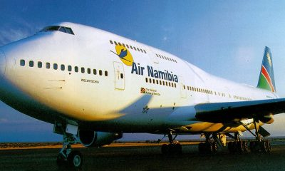 Air Namibia needs $1.6 billion government bailout to avoid shut down