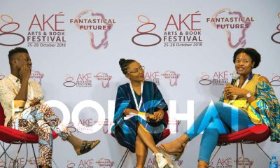 Ake Festival 2019 partners News Central