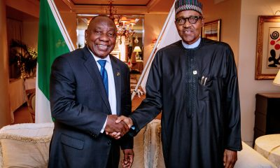 All eyes on South Africa and Nigeria ahead of World Economic Forum