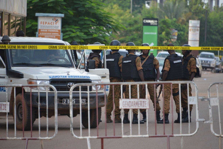 Suspected jihadists ambush and kill 6 policemen killed in Burkina Faso