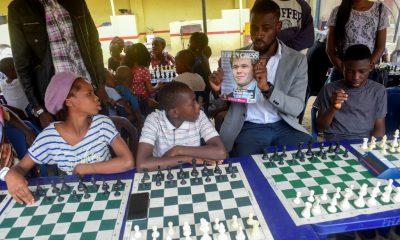 This Nigerian chess club is helping slum kids checkmate hopelessness