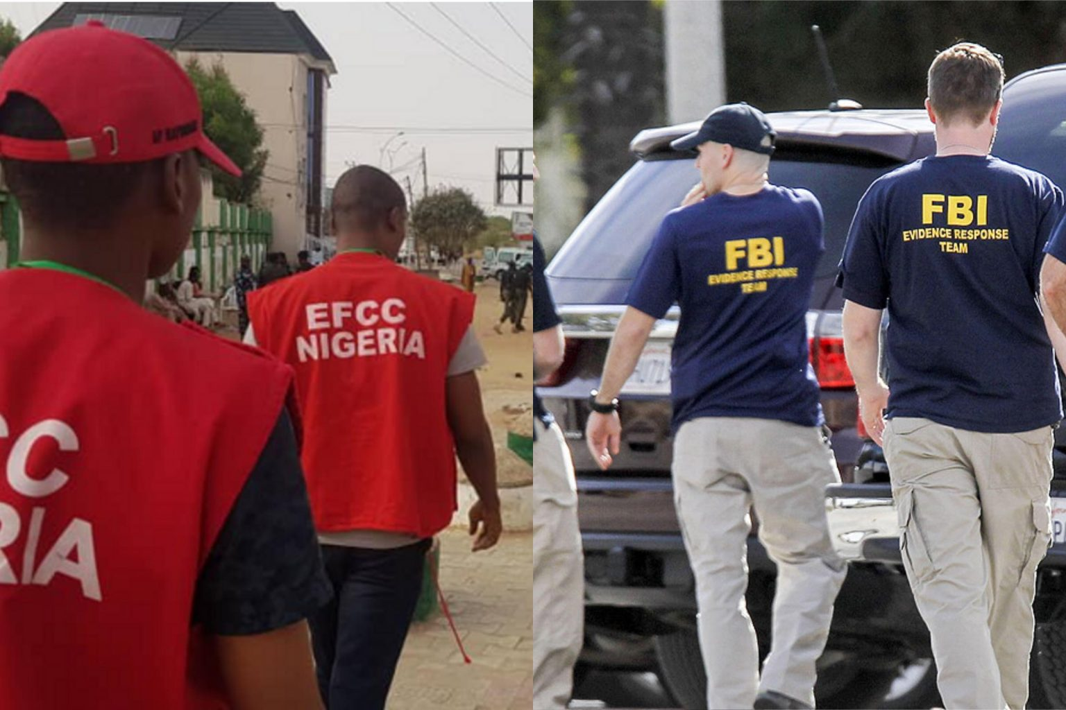 Nigeria-US joint crackdown on cyber fraud pins hundreds of suspects