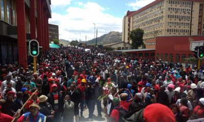 Civil servants protest in eSwatini over pay rise