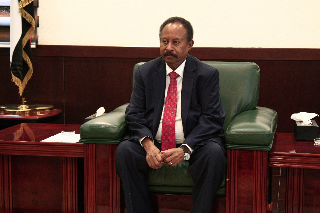 Sudan's Prime Minister Hamdok to visit South Sudan in first official trip