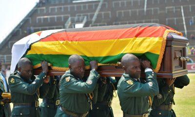 Robert Mugabe: Family agrees to burial at Zimbabwe's national monument