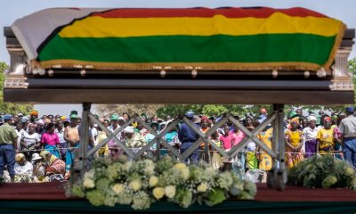 Traditional rulers demand customary rituals for burial of Robert Mugabe