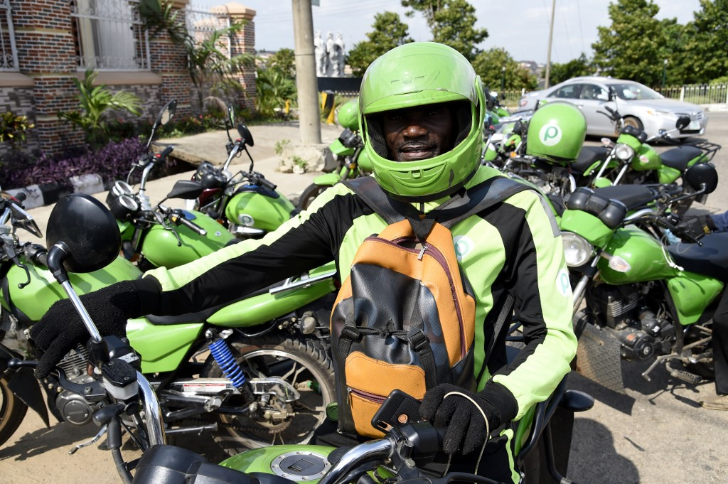 """Okada"" Wars: How Nigeria's Uber-style motorbikes are competing for Lagos routes"