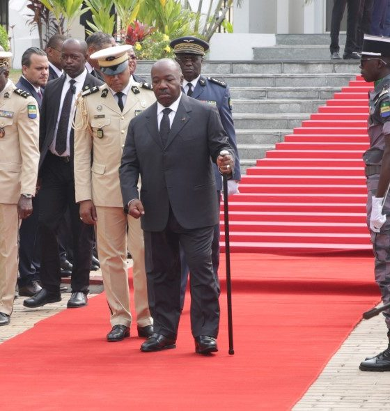 "Gabonese President Ali Bongo vows to ""complete mission"" despite failing health"