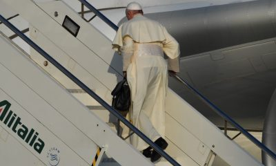 Pope Francis begins Africa tour in Mozambique