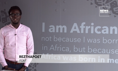 The #AfricaFirst Pledge with Adebola Afolabi (RezThaPoet)