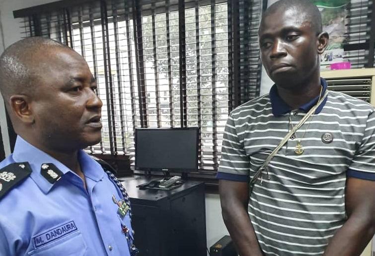 Nigerian police arrests alleged 'serial killer' after 8 women killed