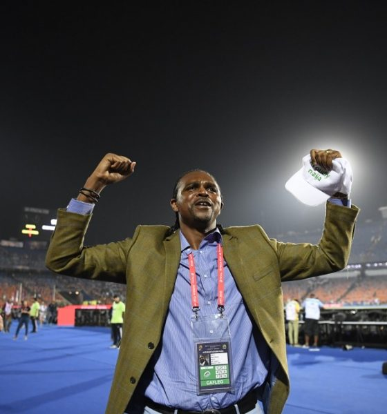 Kanu tells Nigerians to forget about Abraham playing for England