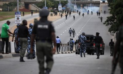 108 inmates freed from 'reform centres' by Nigeria police
