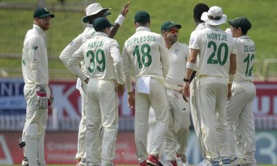 South Africa suspends three cricket top officials