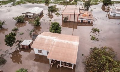At least 28,000 Central Africans rendered homeless by major flooding