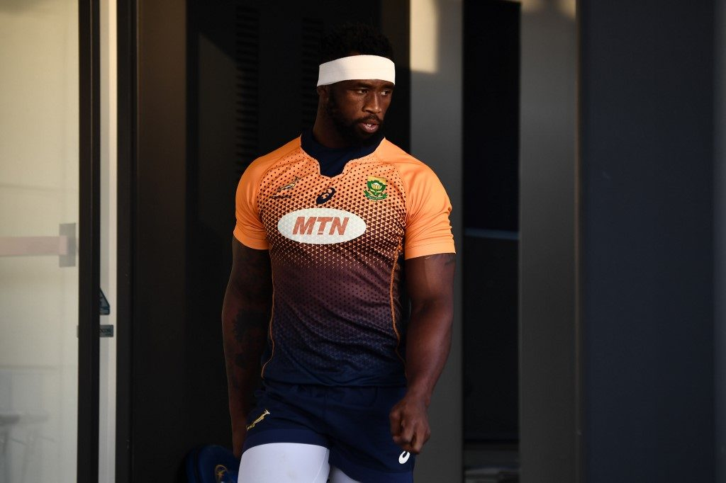 Siya Kolisi, captaincy of sports teams all over the world is a big issue and a big deal.