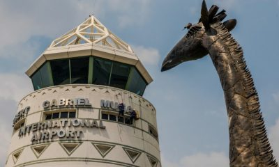 Air Zimbabwe settles debt and resumes flight to South Africa