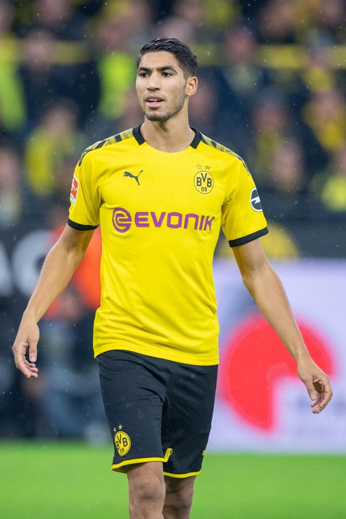 Achraf HAKIMI makes our 3rd Round Africa 11