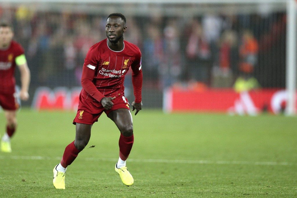 Liverpool midfielder Naby Keita makes our 3rd Round Africa 11