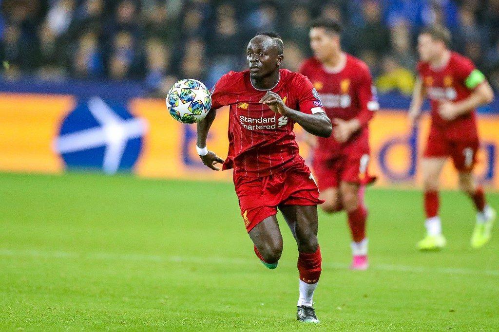 Liverpool striker Sadio Mane makes our 3rd Round Africa 11