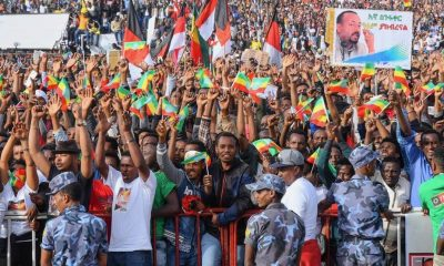 Violent protests against Ethiopian PM Abiy Ahmed leaves two dead