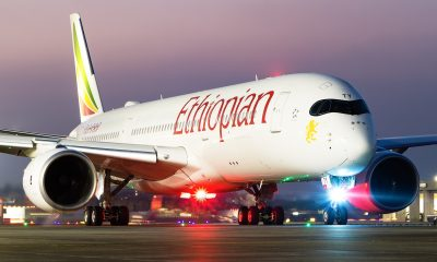 Ethiopian Airlines Boeing 767 jet makes emergency landing in Dakar