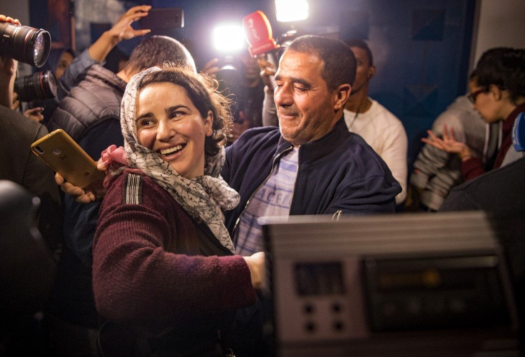 Morocco frees journalist jailed for abortion after royal pardon