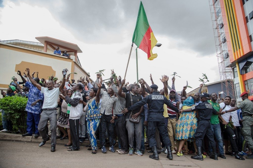 Cameroon releases main opposition leader, Maurice Kamto