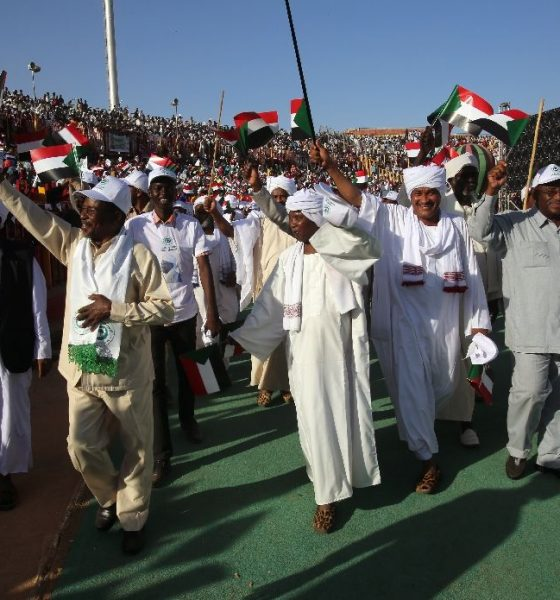 Sudanese call for dissolution of Bashir's National Congress Party