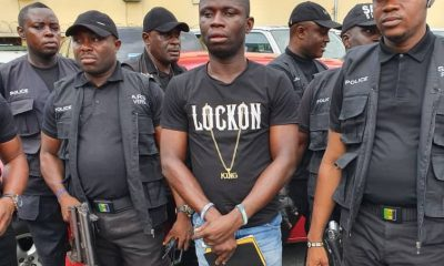 Nigerian 'serial killer' pleads guilty to murder charges