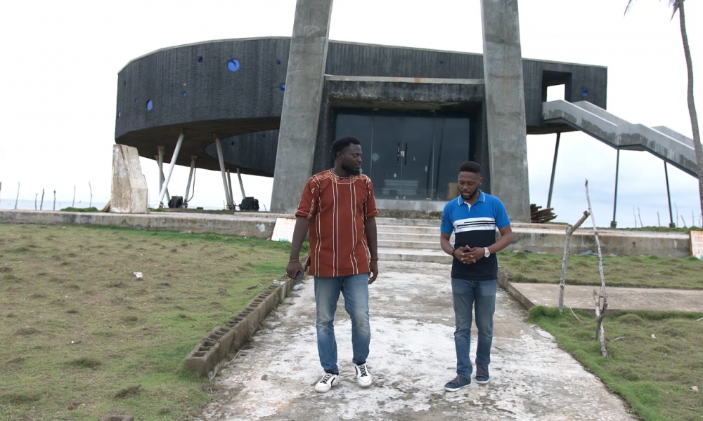 A Walk Along the Slave Routes in Badagry