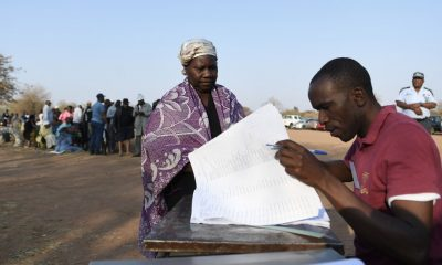 Botswana's election begins in test on the country's stable democracy