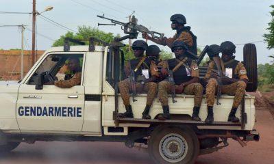 Gunmen kill 15 in northern Burkina Faso attack