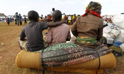 Burundi receives almost 600 refugees from Tanzania