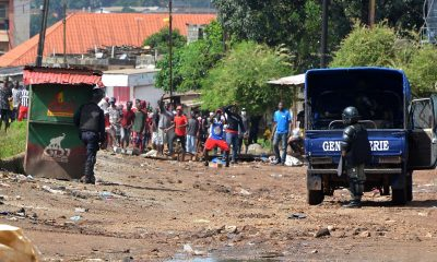 1 killed, 4 injured in Guinea protest