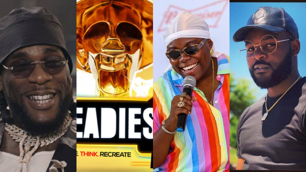 Teni, Falz, Burna Boy win big at 2019 Headies award. See full list of winners | News Central