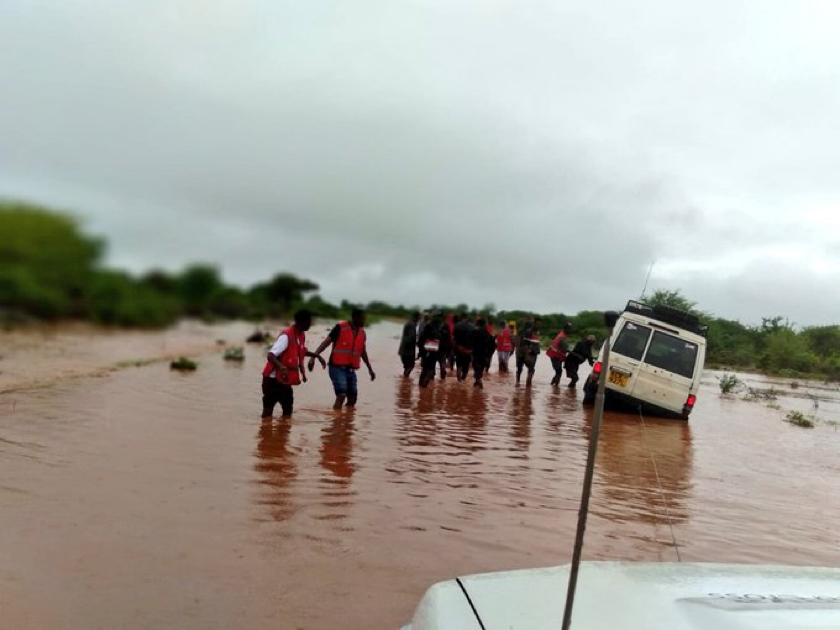 Flood kills 29 in Kenya