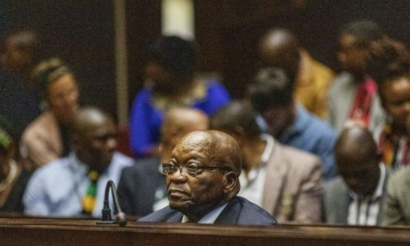 Former South African President Jacob Zuma delays corruption trial with appeal
