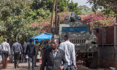 Malawi police probes officers over rape allegations